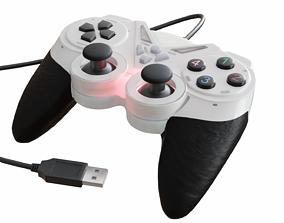 computer 3D model Gamepad