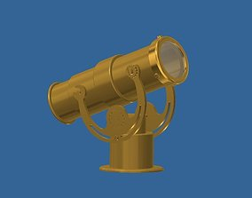 3D printable model TELESCOPE