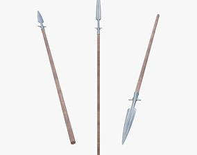 3D model Wing Spear