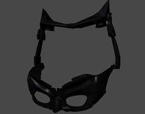 3D model Catwoman mask 2