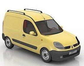 Renault kangoo 3D model