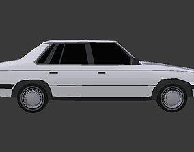 1986 Dodge 600 3D model