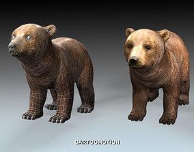 3D asset Baby Bear