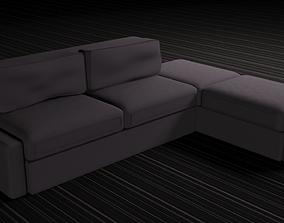 Modern Interior Sofa 3D