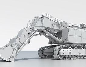 Shovel R996 heavy 3D model