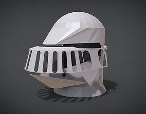 Bird Helm 3D printable model