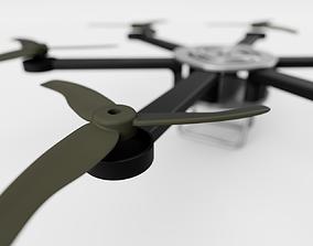 3D printable model Hexocopter
