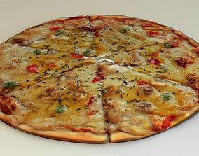 Pizza italian 3D