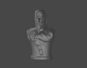 Eivor Assassin s creed bust 3D print model