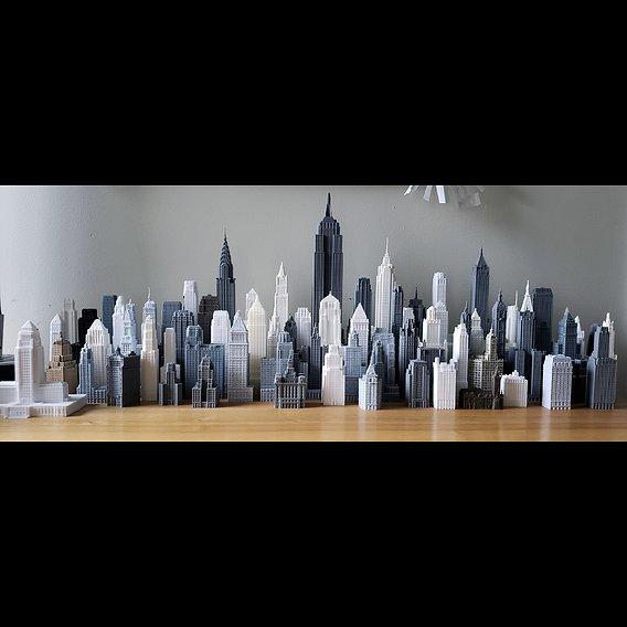 Model Buildings as of January 2020