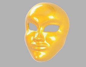 Carnival mask 3D print model
