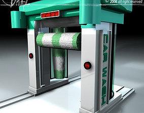 3D Car wash benzine