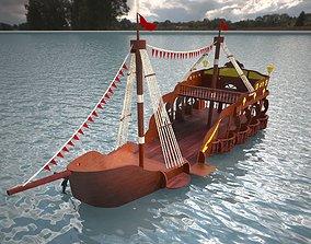 Galleon Model