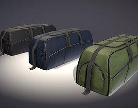 3D asset Sports Bag