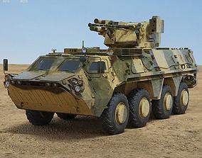 3D BTR-4