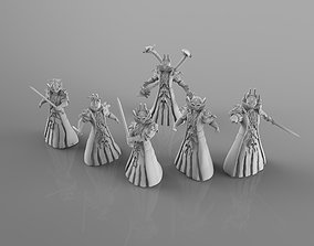 3D printable model Old Dreadful Masters