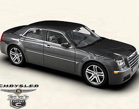 3D model Chrysler 300C