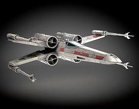 3D Star Wars X-Wing Fighter mk1