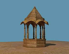 Indian Temple 2 3D model