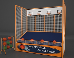 Carnival Basketball Game 3D
