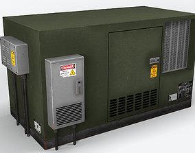 Electrical Box 5 3D model