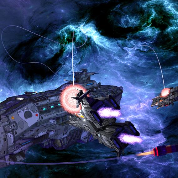 Prometheus Battleship in War