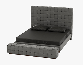 3D model Bed Loom II