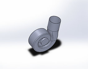 3D assembly and part for car engine
