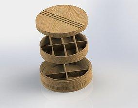 3D printable model Jewelry Case