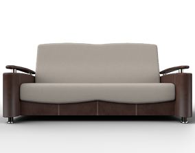 3D model Rondo sofa