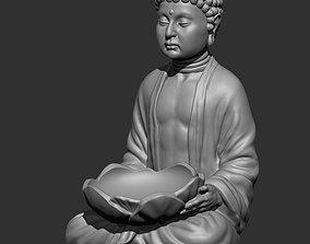 3D model Buda Satue