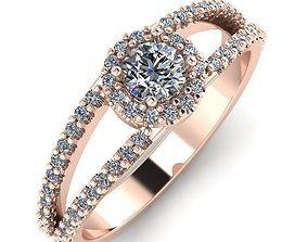 3D print model Beautiful ring 12