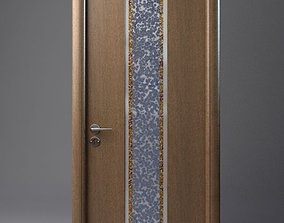 wooden 3D Wooden Door