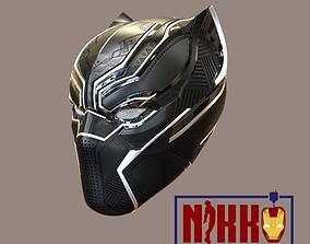 3D printable model Black Panther Civil War