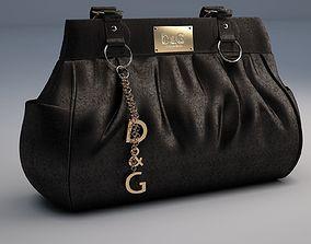 3D model realtime DG Dolce Gabbana Handbag