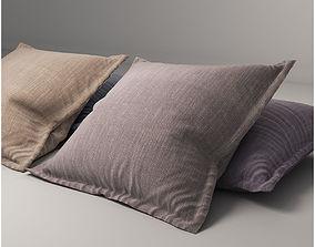 sofa Pillows collection 3D