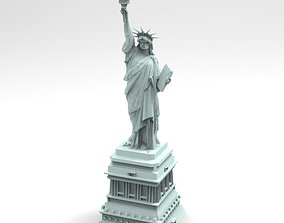 3D print model statue of liberty toys