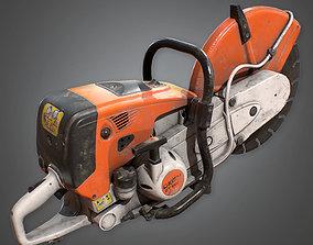 Petrol Cutter - CNST - PBR Game Ready 3D asset