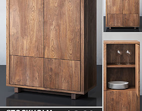 IKEA STOCKHOLM Cabinet 3D