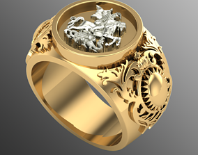 3D print model Ring sp9
