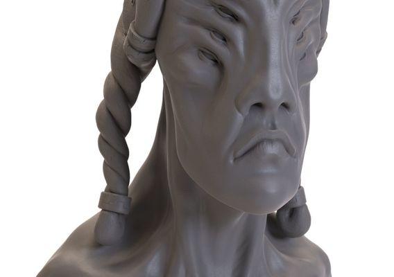 Alien - Zsketch