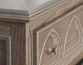 Vray Smart Materials Wood 003 Vintage for 3DS max