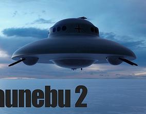 Haunebu 2 3D PBR