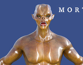 3D model Morto for Genesis 8 Male
