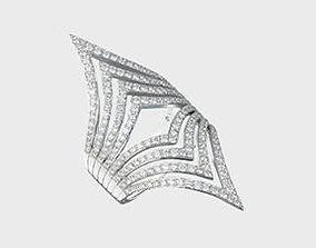 3D print model ring quatro all type 19mm