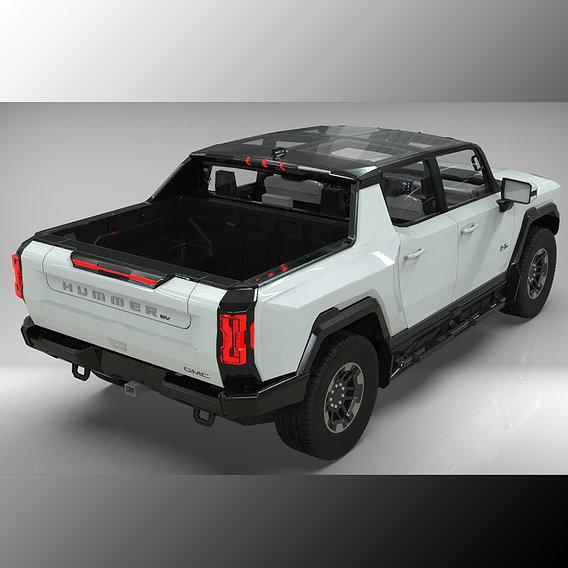 GMC HUMMER EV 2021 Electric truck