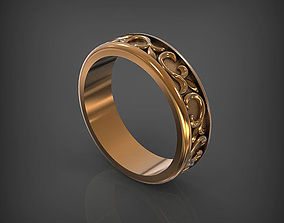 wedding-ring 3D print model Wedding Ring