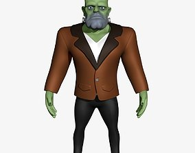 3D Frankensteins Monster