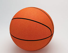 VR / AR ready Basket ball sports low and high 3d model