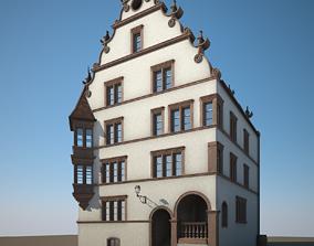 mansion Renaissance House II 3D model
